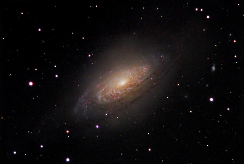 Галактика спирального типа